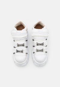 New Rock - UNISEX - Zapatillas altas - white - 3