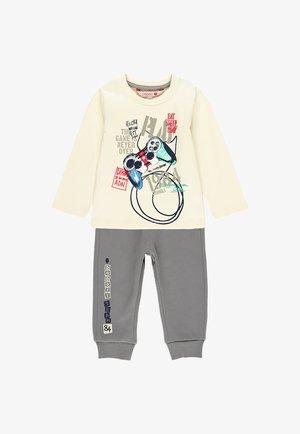 PACK STRICK FÜR BABY JUNGE - Sweatshirt - ecru