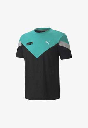 MAPM MCS TEE - T-shirt imprimé - black