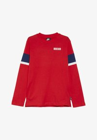 Nike Sportswear - AIR - Long sleeved top - university red/blue void/whit - 2