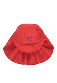 Steiff Collection - STEIFF COLLECTION MÜTZE MIT SCHILD MIT UV-SCHUTZ - Hat - tango red - 0