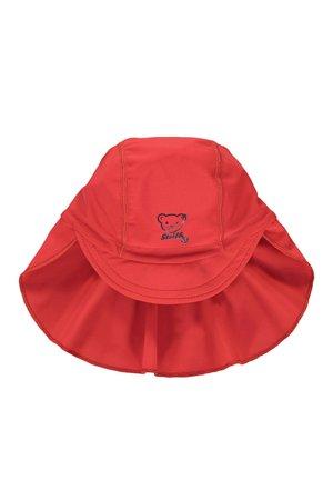 STEIFF COLLECTION MÜTZE MIT SCHILD MIT UV-SCHUTZ - Hat - tango red