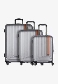 march luggage - SET - Luggage set - gray - 0