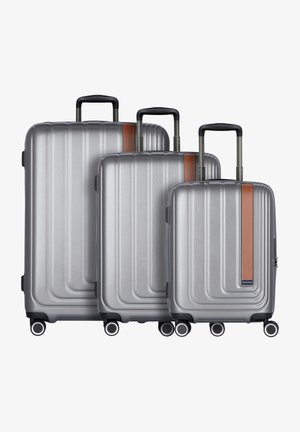 SET - Kofferset - gray