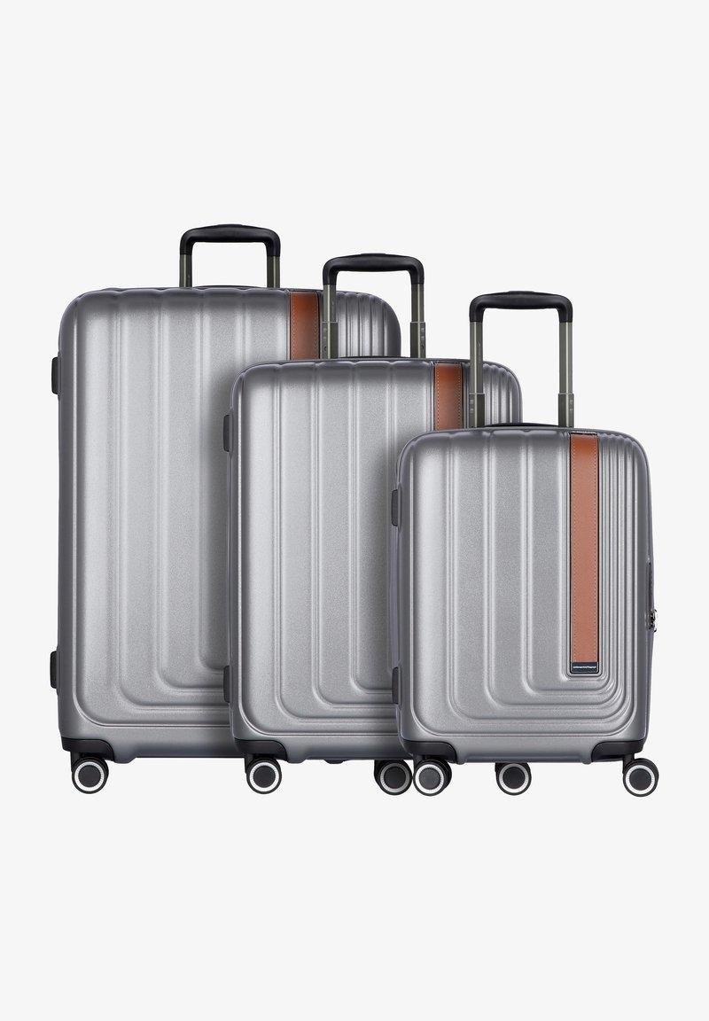 march luggage - SET - Luggage set - gray