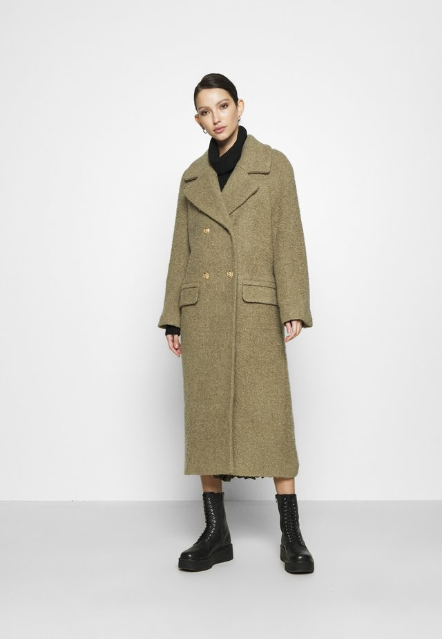MAIDA COAT - Classic coat - grün