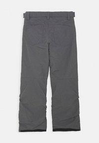 Burton - BARNSTORM UNISEX - Zimní kalhoty - castlerock - 1