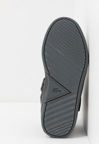 Lacoste - EXPLORATEUR THERMO - Sneakers high - black - 4