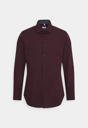 BUSINESS KENT PATCH - Kostymskjorta - red