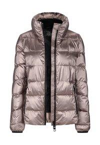 Milestone - Winter jacket - dunkelbraun - 6