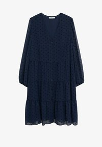 Violeta by Mango - CAPA - Day dress - dunkles marineblau - 4