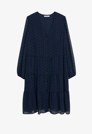 CAPA - Day dress - dunkles marineblau