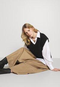 WEEKEND MaxMara - AMICA - A-line skirt - camel - 3
