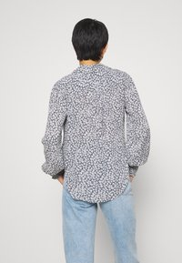 Abercrombie & Fitch - Button-down blouse - navy - 2