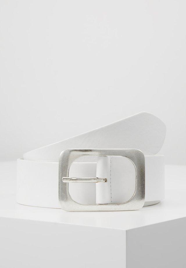 Pásek - weiß
