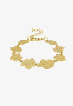 AMELIA ORGANIC LINK - Armband - gold plating
