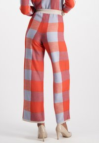 Nicowa - Trousers - orange - 2
