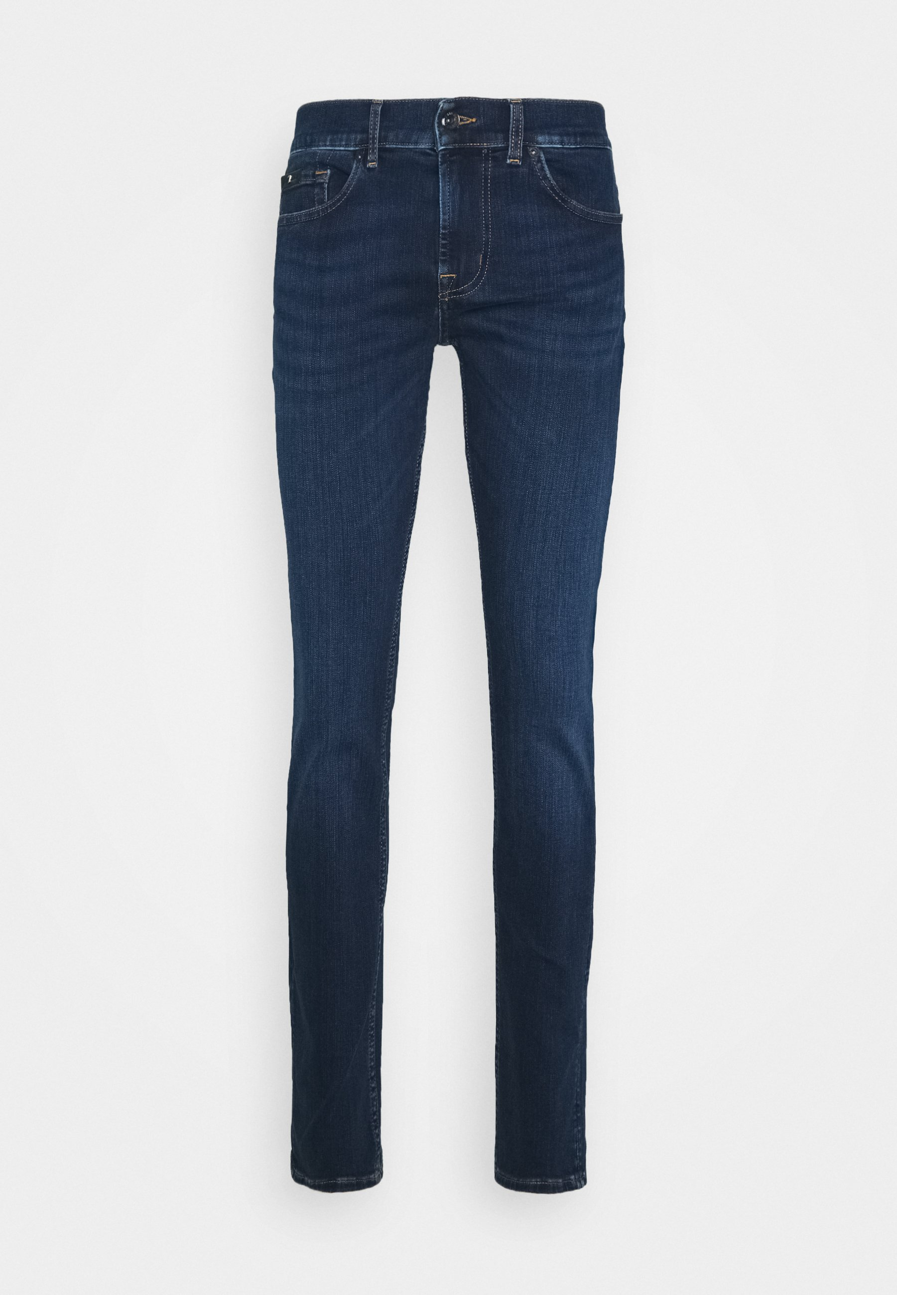 7 for all mankind RONNIE SPECIAL EDITION UNIFORM - Jean slim - dark blue
