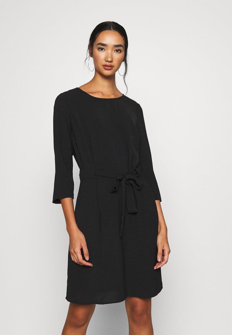 Vila - VIRASHA DRESS - Day dress - black