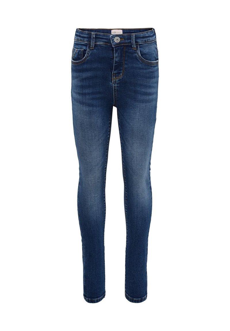 Kids ONLY - KONPAOLA - Jeans Skinny Fit - medium blue denim