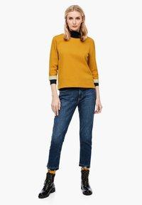 s.Oliver - Sweatshirt - yellow - 1