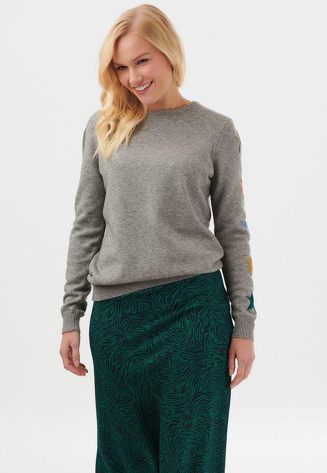 ALEXANDRA WILD NIGHTS - Wrap skirt - green