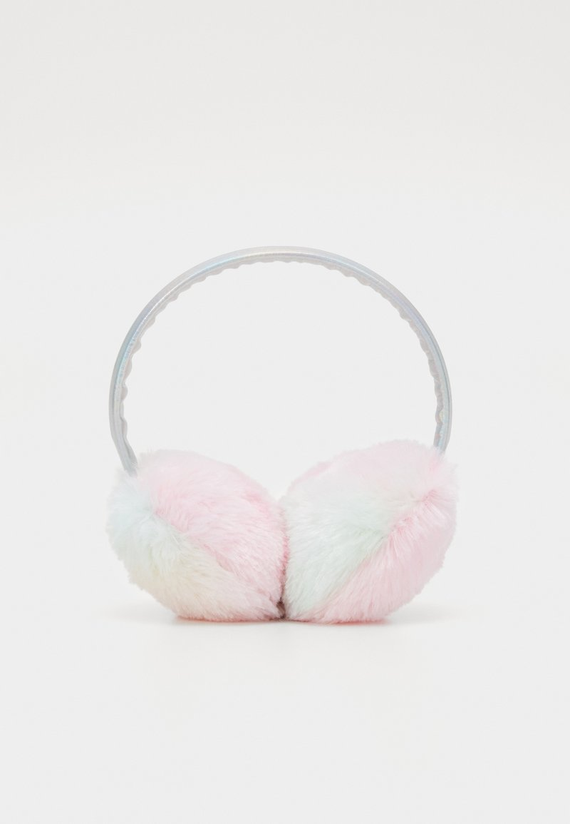Lindex - EARMUFFS RAINBOW - Ear warmers - light pink