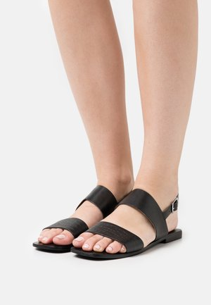VMNILO - Sandals - black