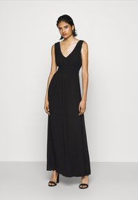 Vila - VIMILINA LONG DRESS - Occasion wear - black - 0