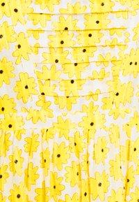 Diane von Furstenberg - POPPY DRESS - Maxi dress - sunshine yellow - 2