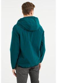 WE Fashion - Windbreaker - dark green - 2