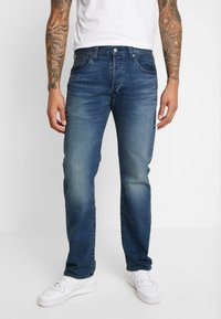 Levi's® - 501® LEVI'S®ORIGINAL - Jeans straight leg - blue denim - 0