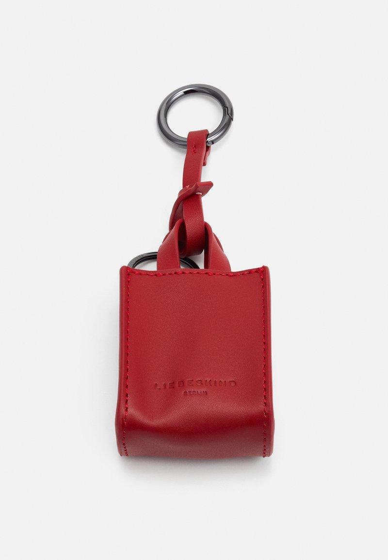 Liebeskind Berlin - KEYRING - Key holder - red pepper