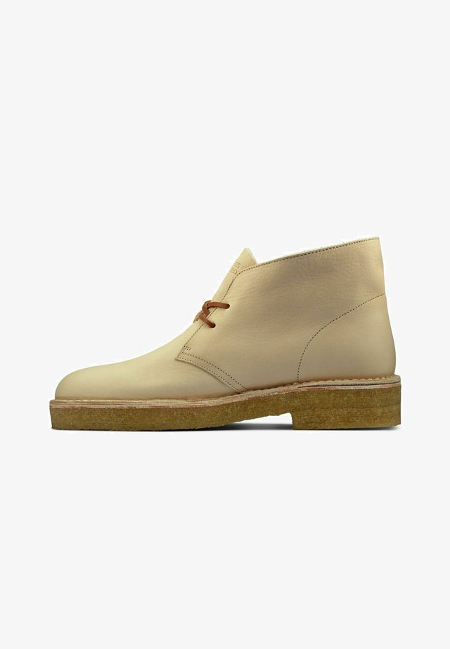 DESERT  - Veterboots - natural leather