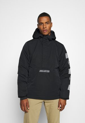 ANORAK - Light jacket - black