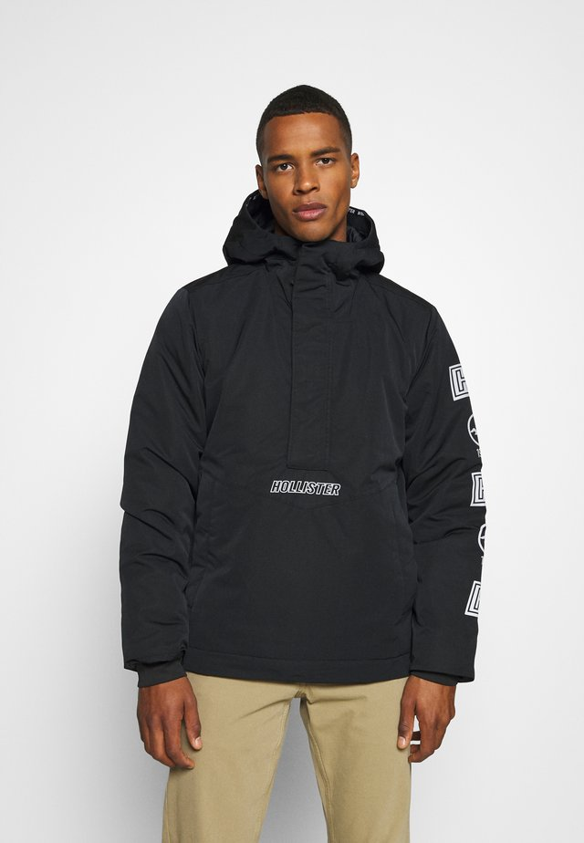 ANORAK - Light jacket - black