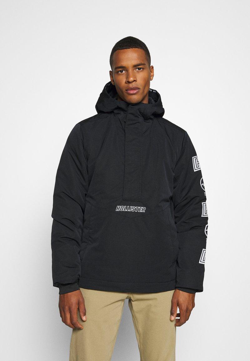 Hollister Co. - ANORAK - Light jacket - black