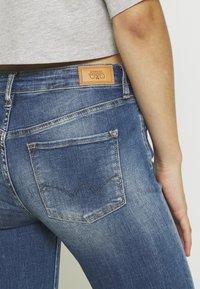 Le Temps Des Cerises - POWER - Jeans Skinny Fit - blue - 4
