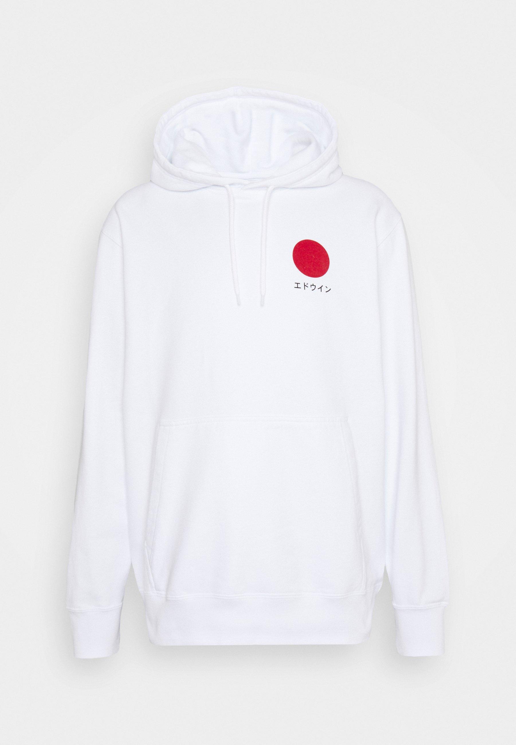 Homme JAPANESE SUN HOODIE UNISEX - Sweatshirt
