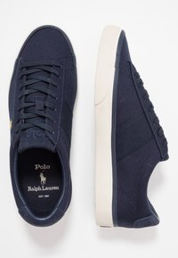 Polo Ralph Lauren - SAYER - Sneakers - navy/gold - 1