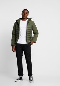 Dstrezzed - HOODY - Light jacket - dark army - 1