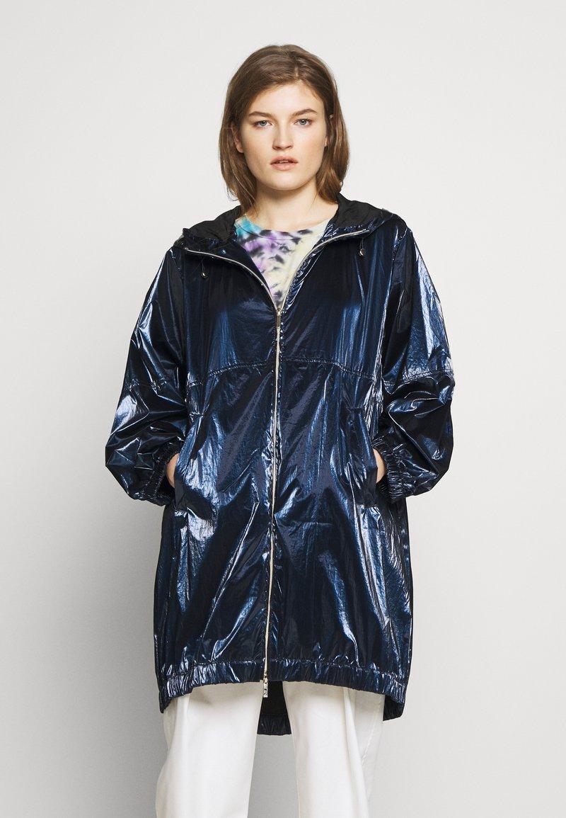 iBlues - RAMBO - Klasyczny płaszcz - navy