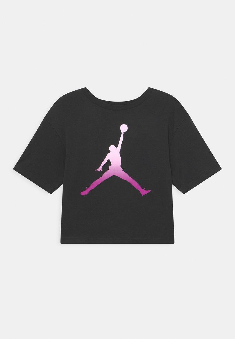 Jordan - SHORT SLEEVE GRAPHIC  - T-shirt con stampa - black