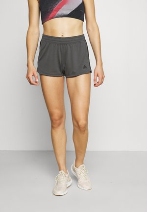 SHORT - Sports shorts - grey six/black