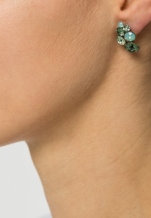PETIT GLAMOUR - Earrings - green antique