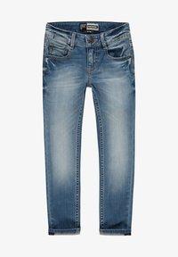 RAIZZED - Straight leg jeans - mid blue stone - 0