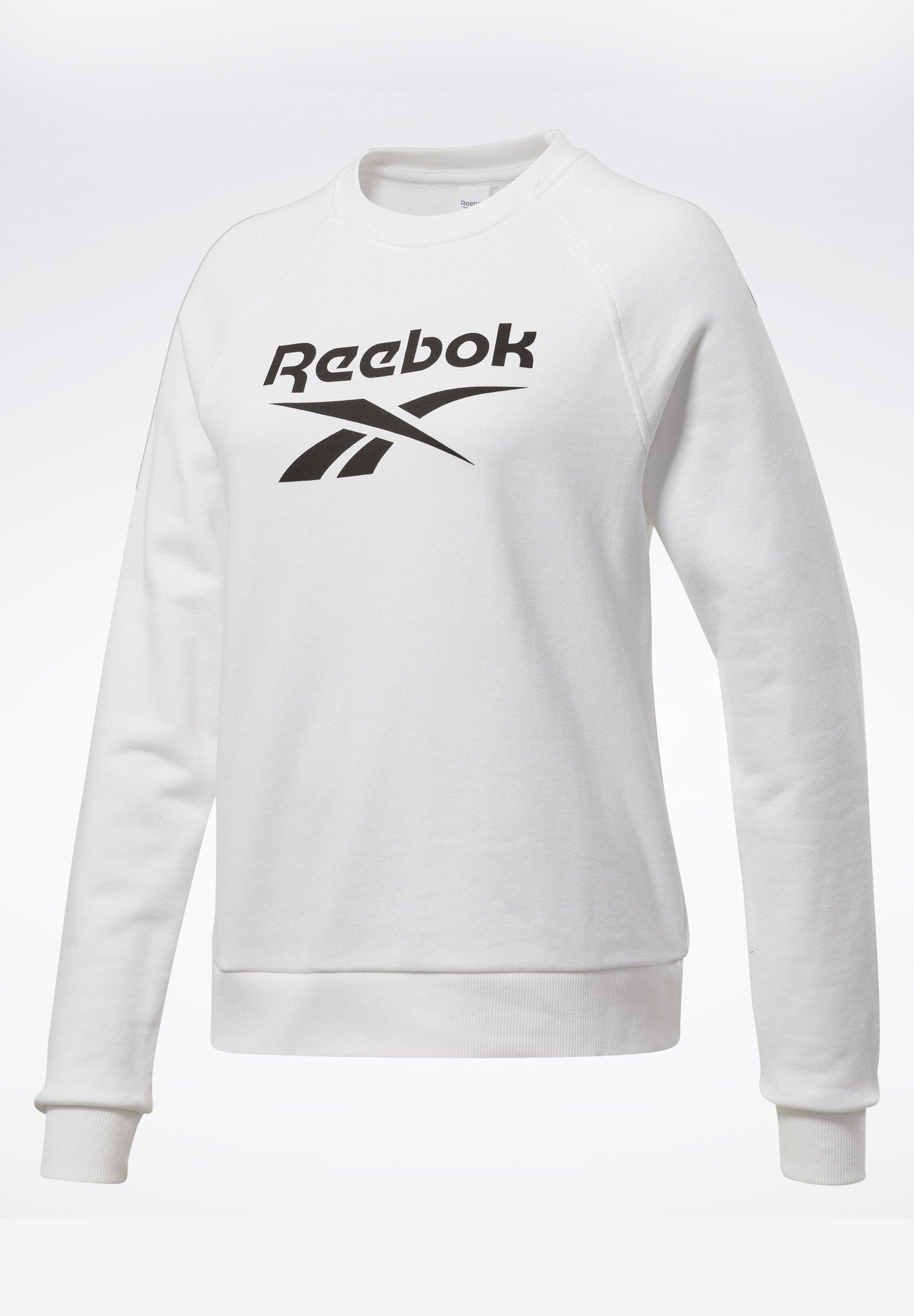 Reebok Classics Premium Vector Crew Sweatshirt Weiß