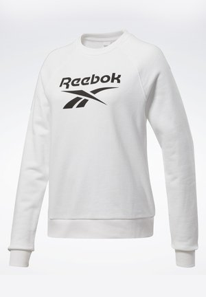 CLASSICS BIG VECTOR CREW SWEATSHIRT - Sweatshirt - white