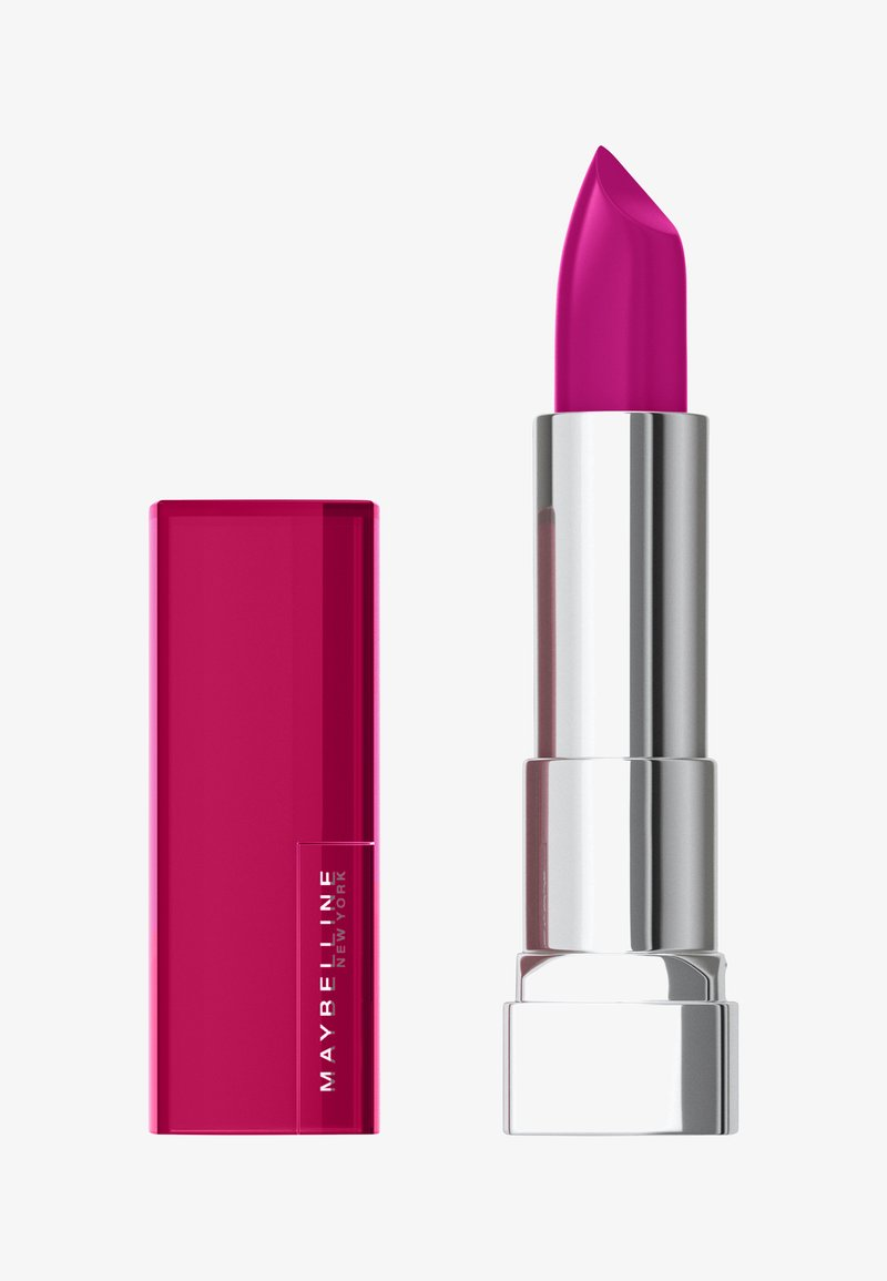Maybelline New York - COLOR SENSATIONAL THE CREAMS - Lipstick - pink thrill