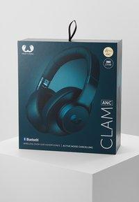 Fresh 'n Rebel - CLAM ANC WIRELESS OVER EAR HEADPHONES - Koptelefoon - petrol blue - 4